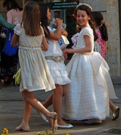 Salamanca - little princesses