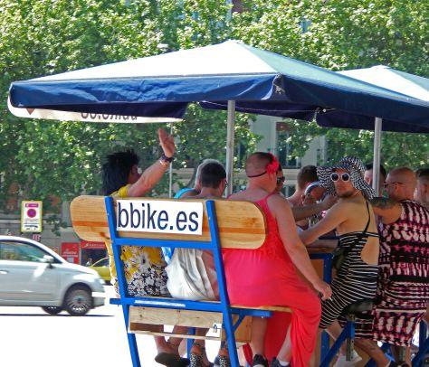 Madrid - keeping cool