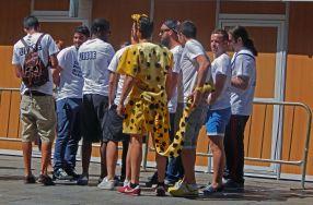 Salamanca - go team!