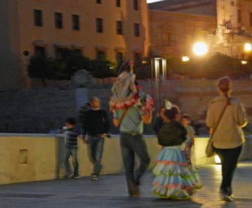 Cordoba - little ladies of Spain