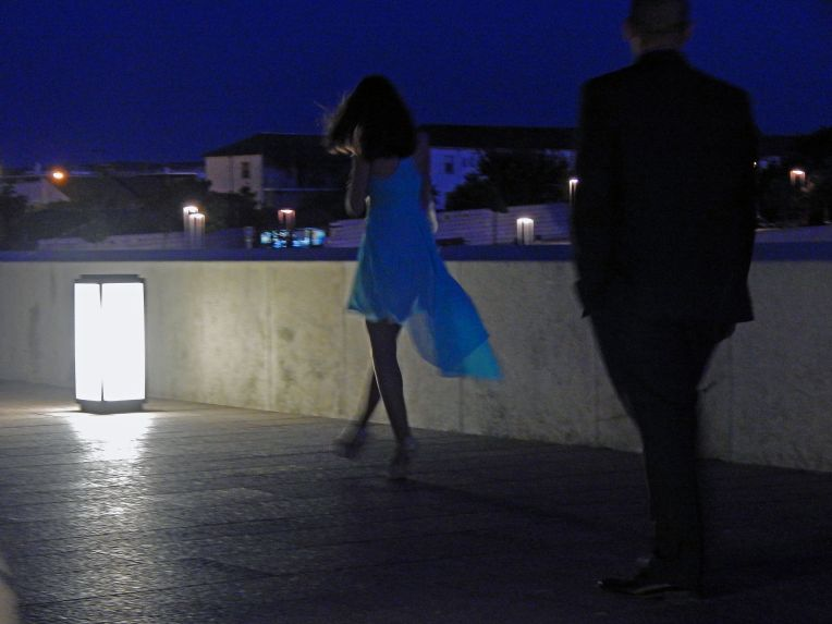 Cordoba - evening promenade along the bridge