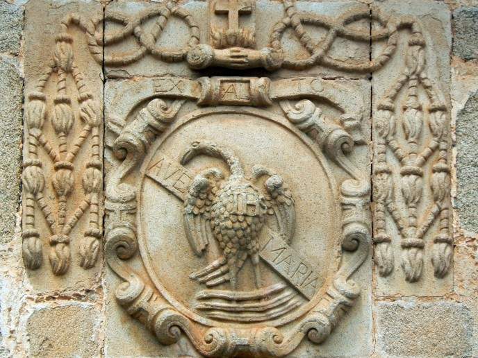 Cáceres coat of arms