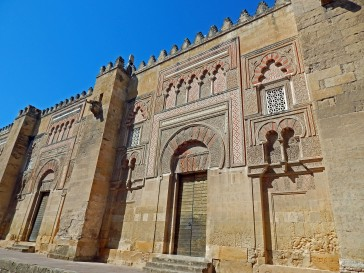 The Mezquita is a UNESCO world heritage site.