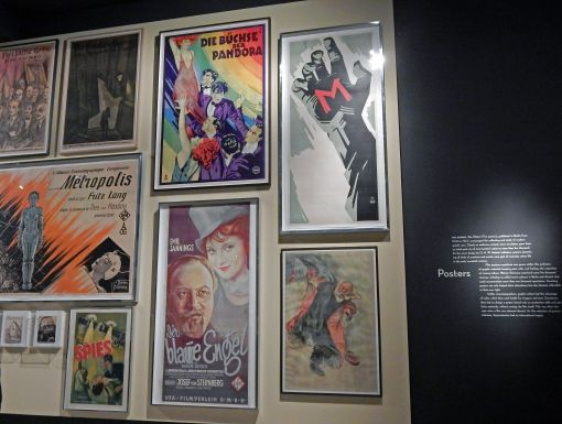 posters of silent era films