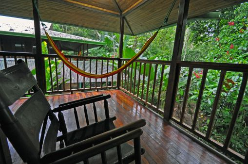 Sarapiqui rain forest hotel