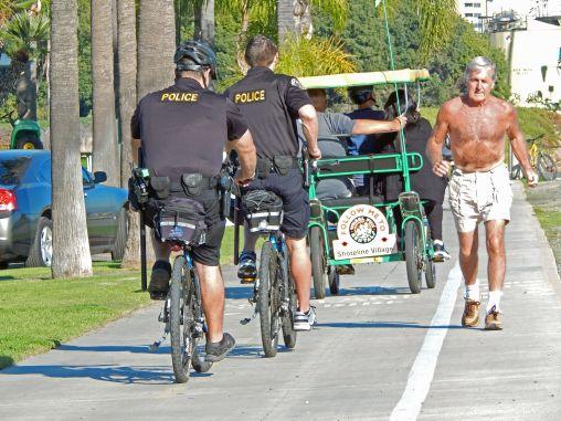 cops & speedsters