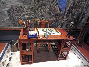 Scholar's desk