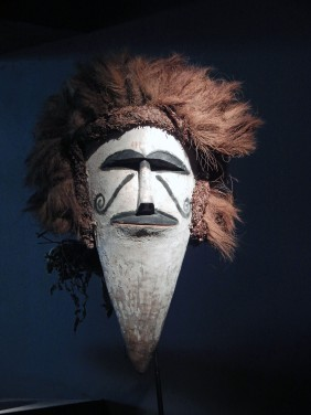 Dance mask, Papua New Guinea